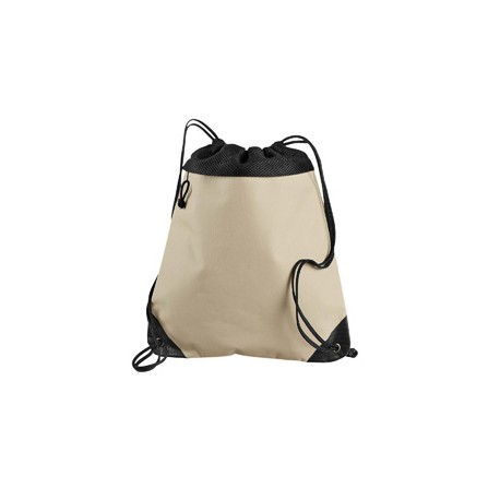 2562 Liberty Bags 2562 Coast to Coast Drawstring Pack LIGHT TAN