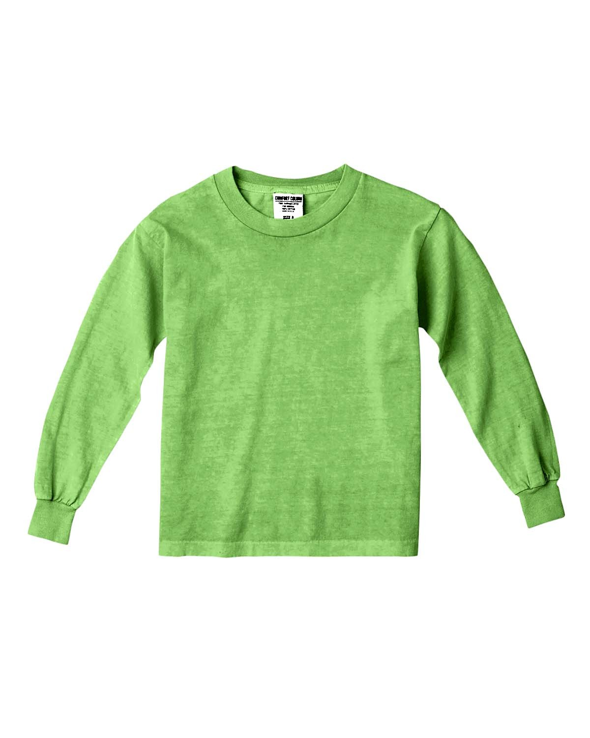 C3483 Comfort Colors Drop Ship LIME