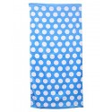 C3060 Carmel Towel Company LT BLU POLKA DOT