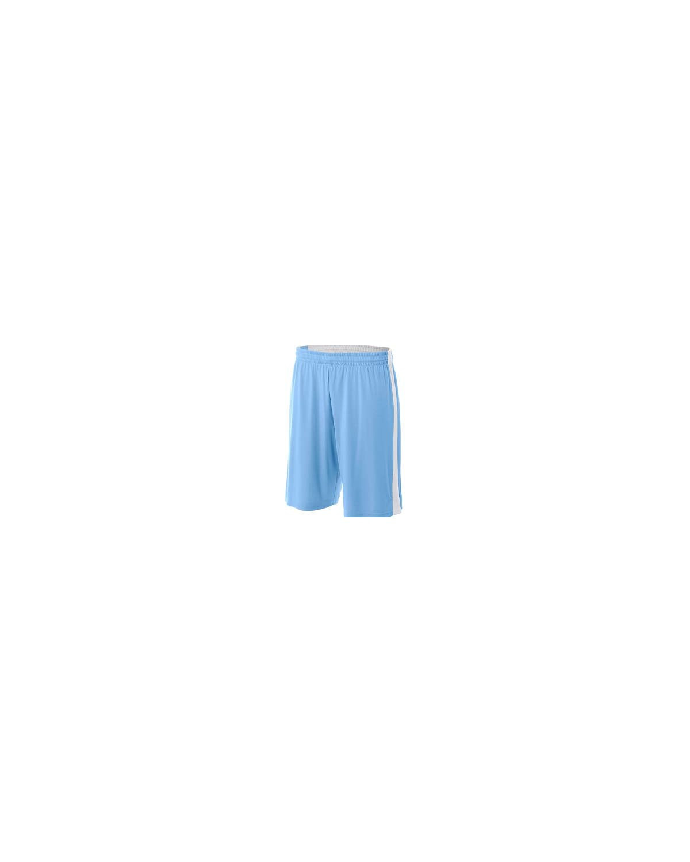 N5284 A4 Drop Ship LT BLUE/WHITE