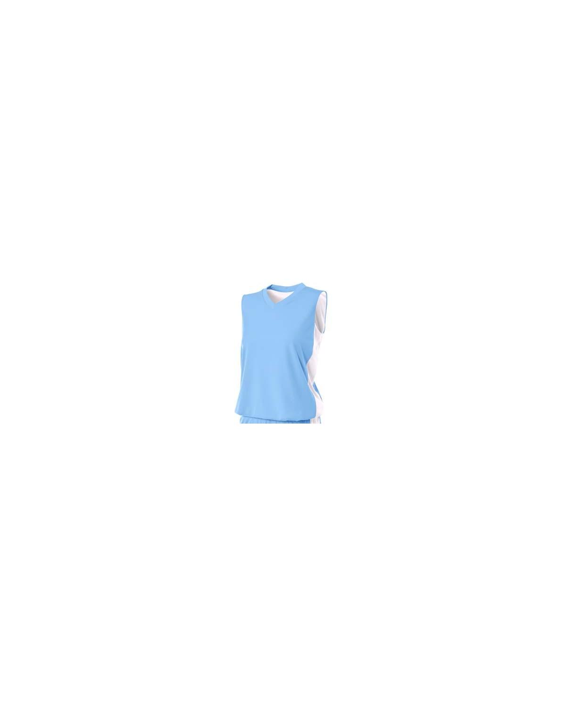 NW2320 A4 Drop Ship LT BLUE/WHITE