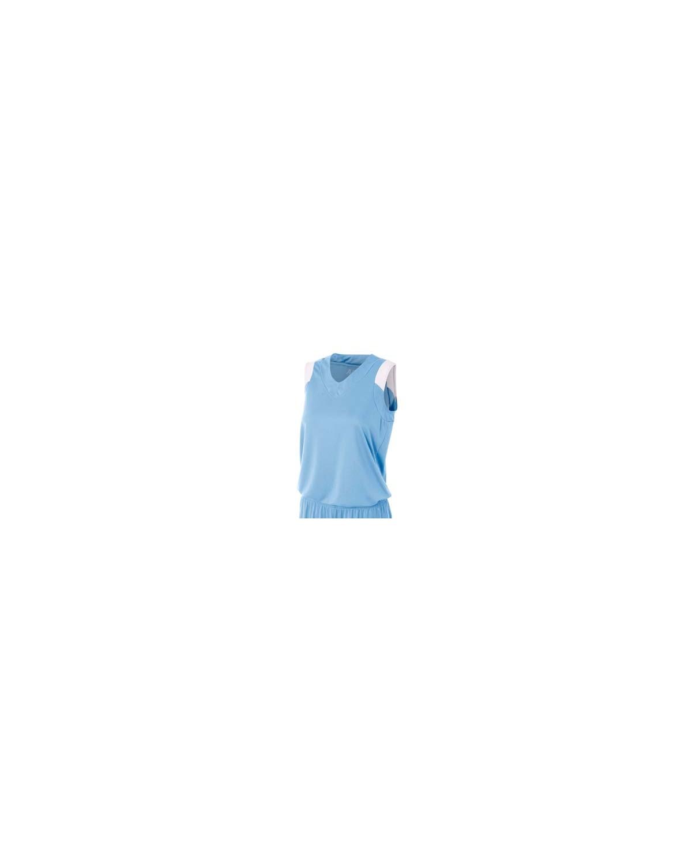 NW2340 A4 Drop Ship LT BLUE/WHITE