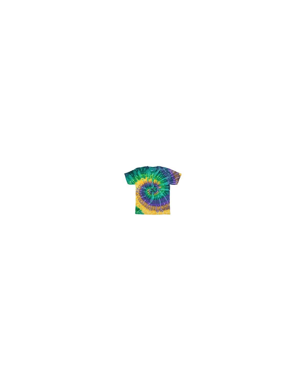 CD100Y Tie-Dye MARDI GRAS
