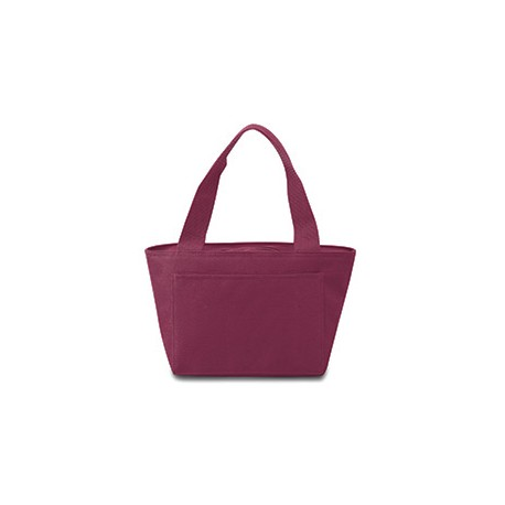 8808 Liberty Bags 8808 Simple and Cool Cooler MAROON