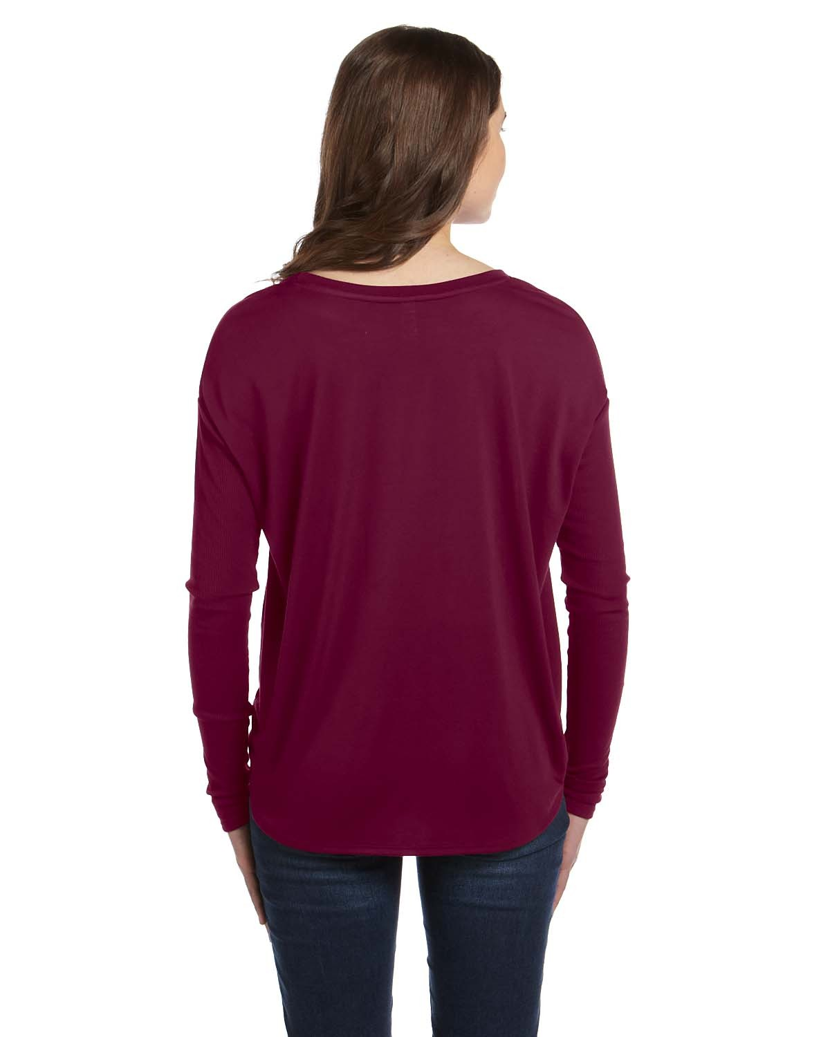 8852 Bella + Canvas MAROON