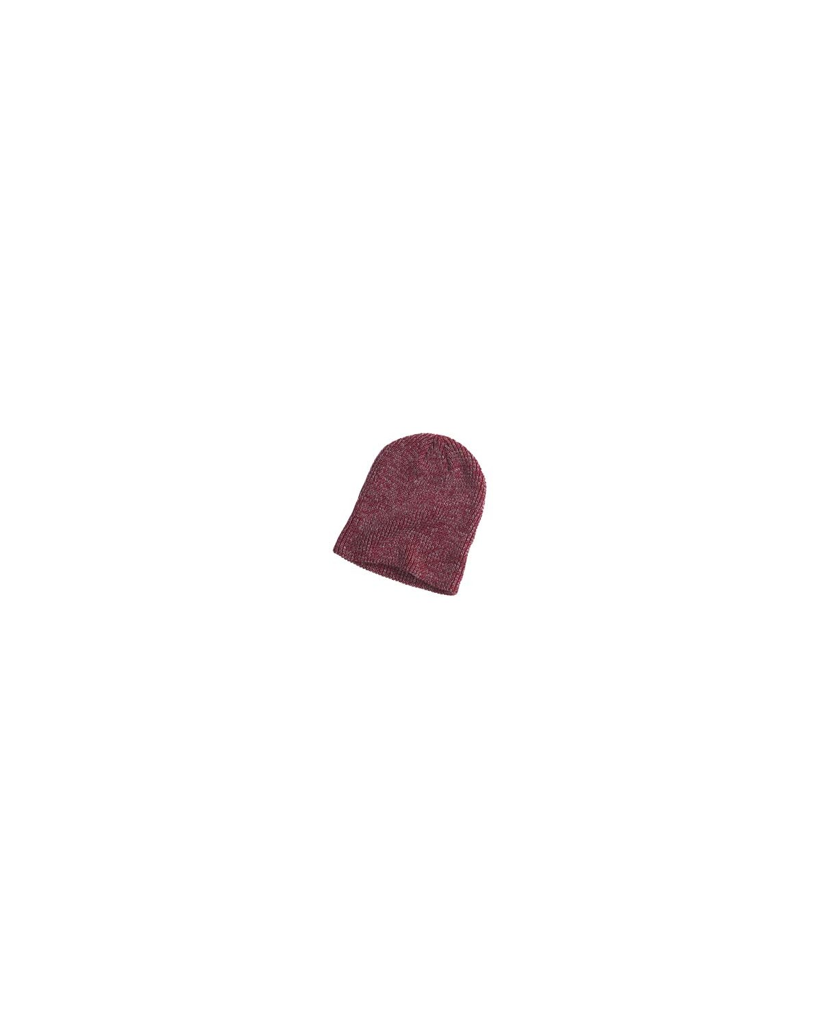BA524 Big Accessories MAROON/GRAY