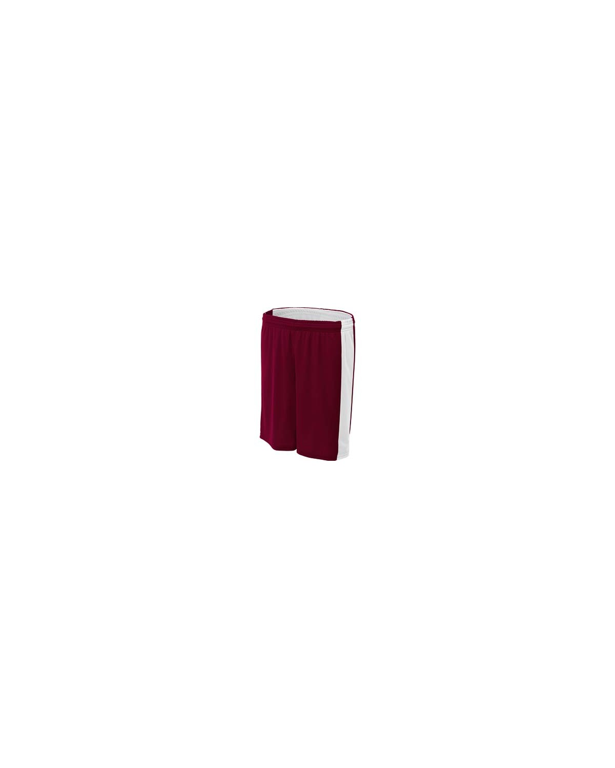 NW5284 A4 Drop Ship MAROON/WHITE
