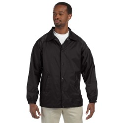 Harriton M775 Adult Nylon Staff Jacket