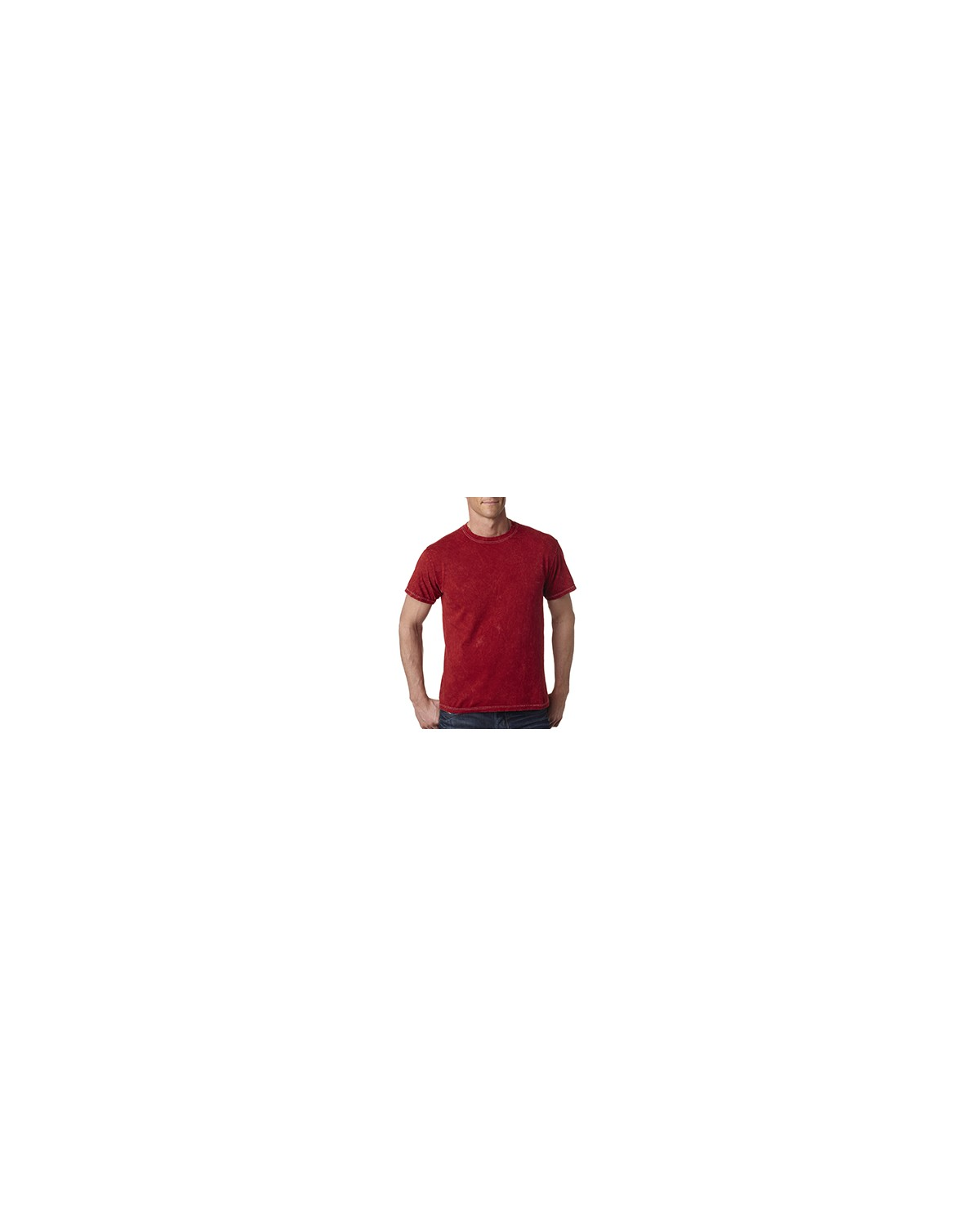 CD1300 Tie-Dye Drop Ship MINERAL RED