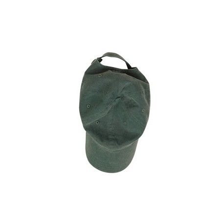 1910 Authentic Pigment 1910 Pigment-Dyed Baseball Cap MOSS GREEN