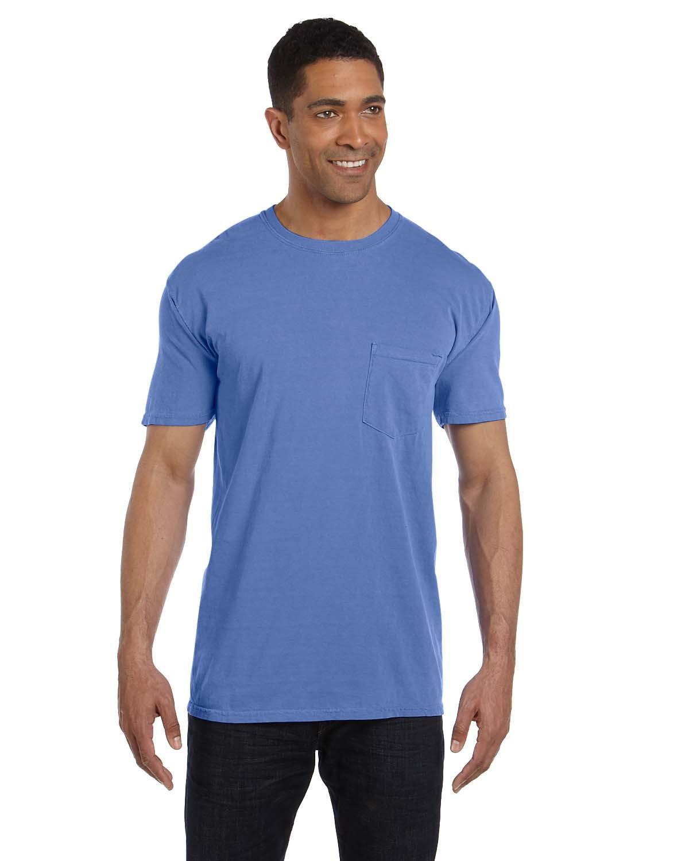 6030CC Comfort Colors MYSTIC BLUE