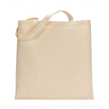8860 Liberty Bags 8860 Nicole Cotton Canvas Tote NATURAL