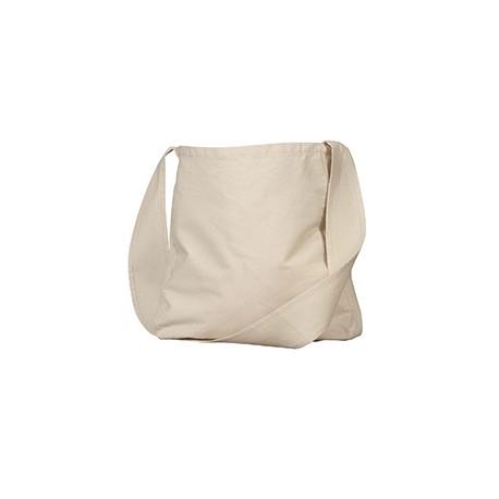 EC8050 Econscious EC8050 Organic Cotton Canvas Farmer's Market Bag NATURAL