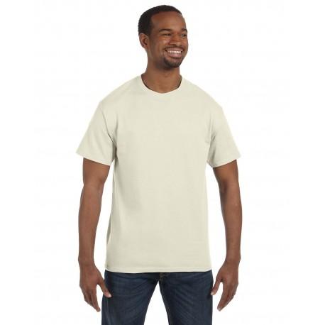 G500 Gildan G500 Adult 5.3 oz. T-Shirt NATURAL