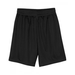 "A4 N5255 Men's 9"" Inseam Micro Mesh Shorts"