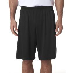 LAT 3607 Juniors Fine Jersey V-Neck Longer Length T-Shirt