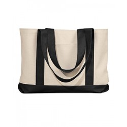 Liberty Bags 8869 Leeward Canvas Tote