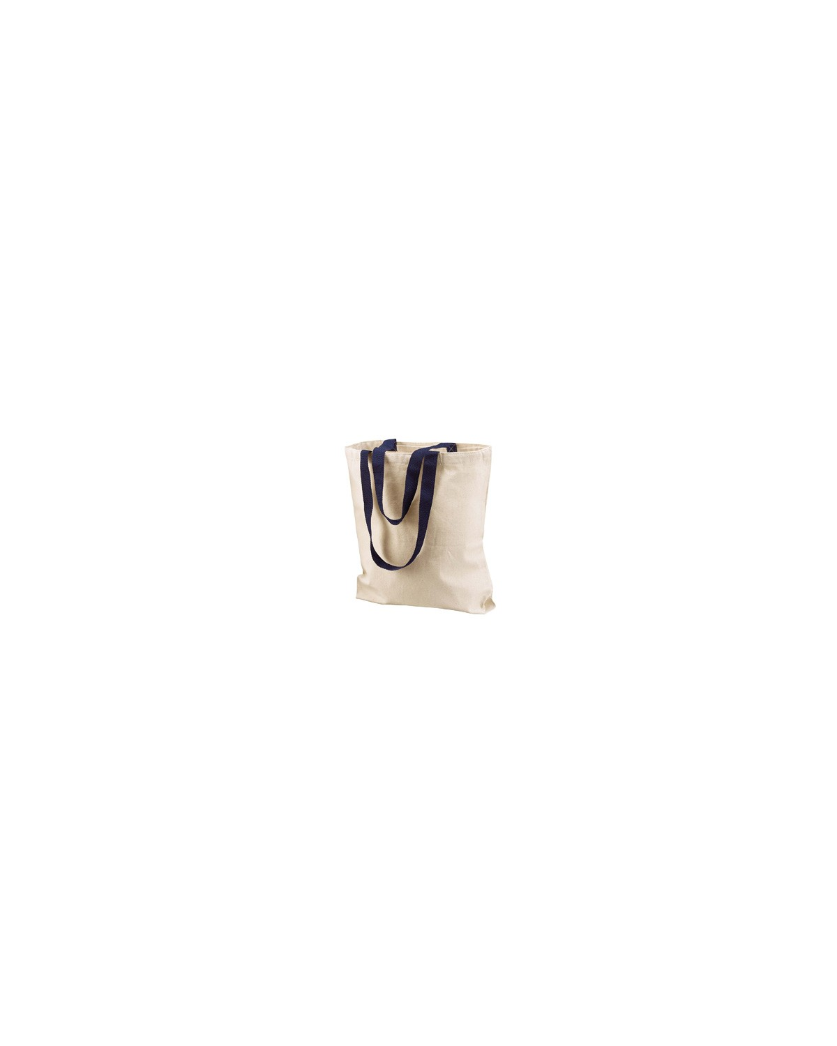 8868 Liberty Bags NATURAL/NAVY