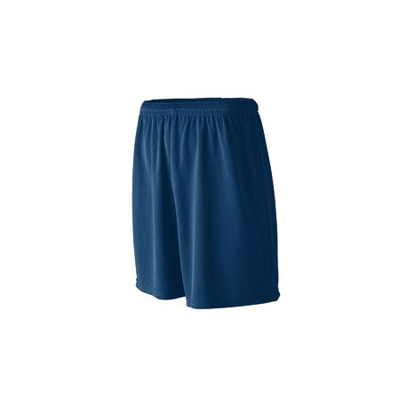 805 Augusta Sportswear 805 Wicking Mesh Athletic Short NAVY