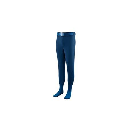811 Augusta Sportswear 811 Youth Softball/Baseball Pant NAVY