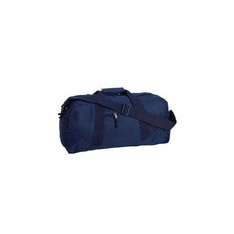 8806 Liberty Bags 8806 Game Day Large Square Duffel NAVY