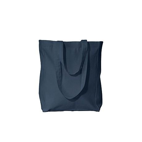 8861 Liberty Bags 8861 Susan Canvas Tote NAVY