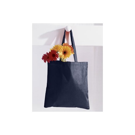 BE003 BAGedge BE003 8 oz. Canvas Tote NAVY