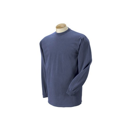 C6014 Comfort Colors C6014 Adult Heavyweight RS Long-Sleeve T-Shirt NAVY