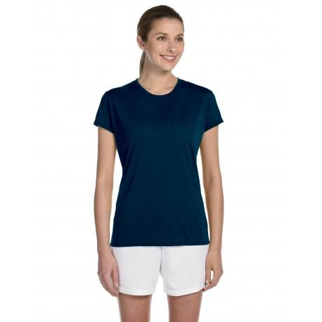 G420L Gildan G420L Ladies' Performance Ladies' 5 oz. T-Shirt NAVY