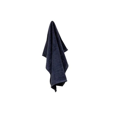 C1518 Carmel Towel Company C1518 Large Rally Towel NAVY