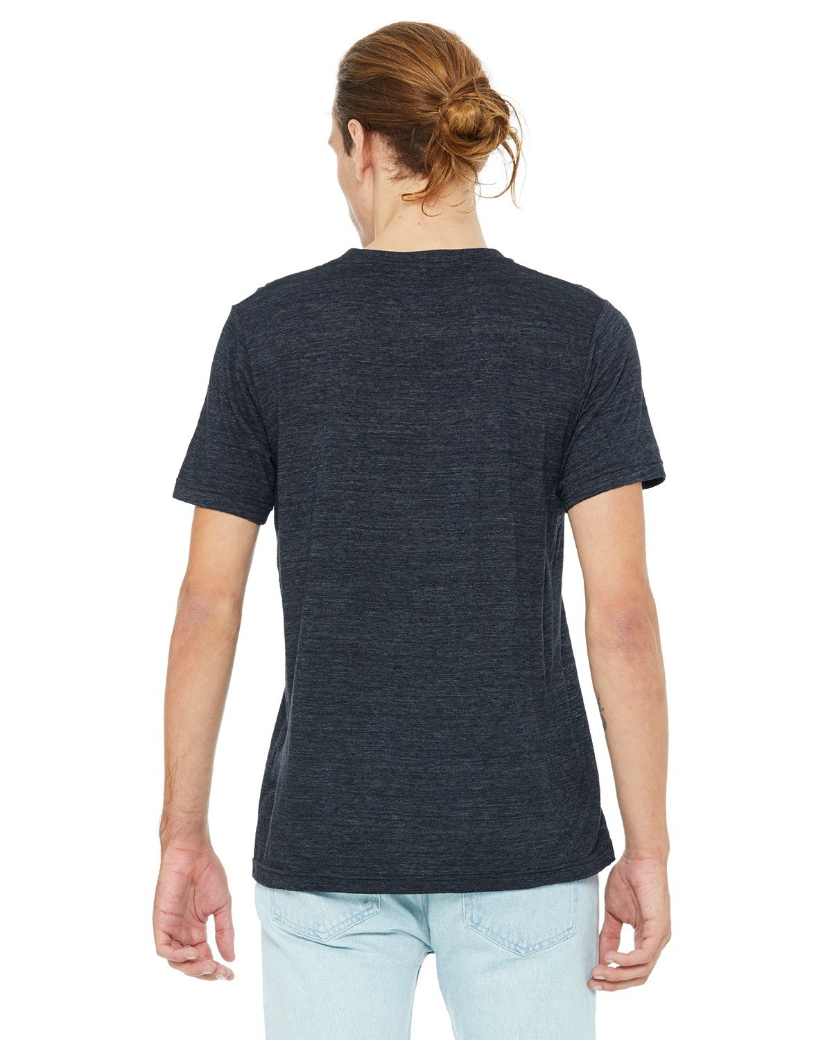 3005 Bella + Canvas NAVY SLUB