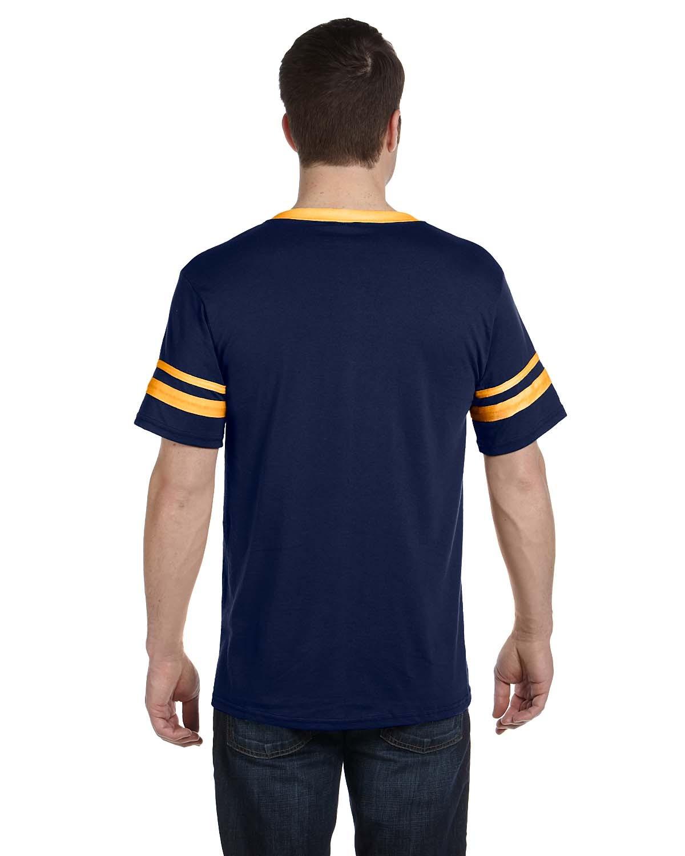 360 Augusta Sportswear NAVY/GOLD