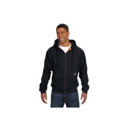 7033T Dri Duck 7033T Men's Tall Crossfire PowerFleeceTM Fleece Jacket BLACK
