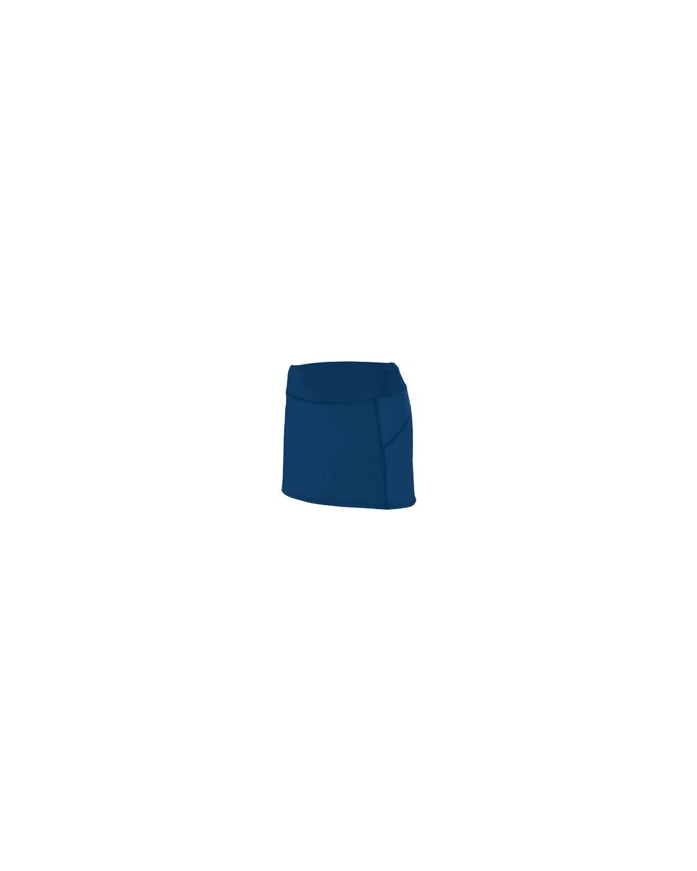 Augusta Sportswear GIRLS POLY//SPANDEX TEAM SKORT 752-C