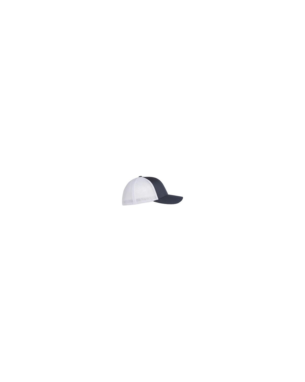 6511 Flexfit NAVY/WHITE