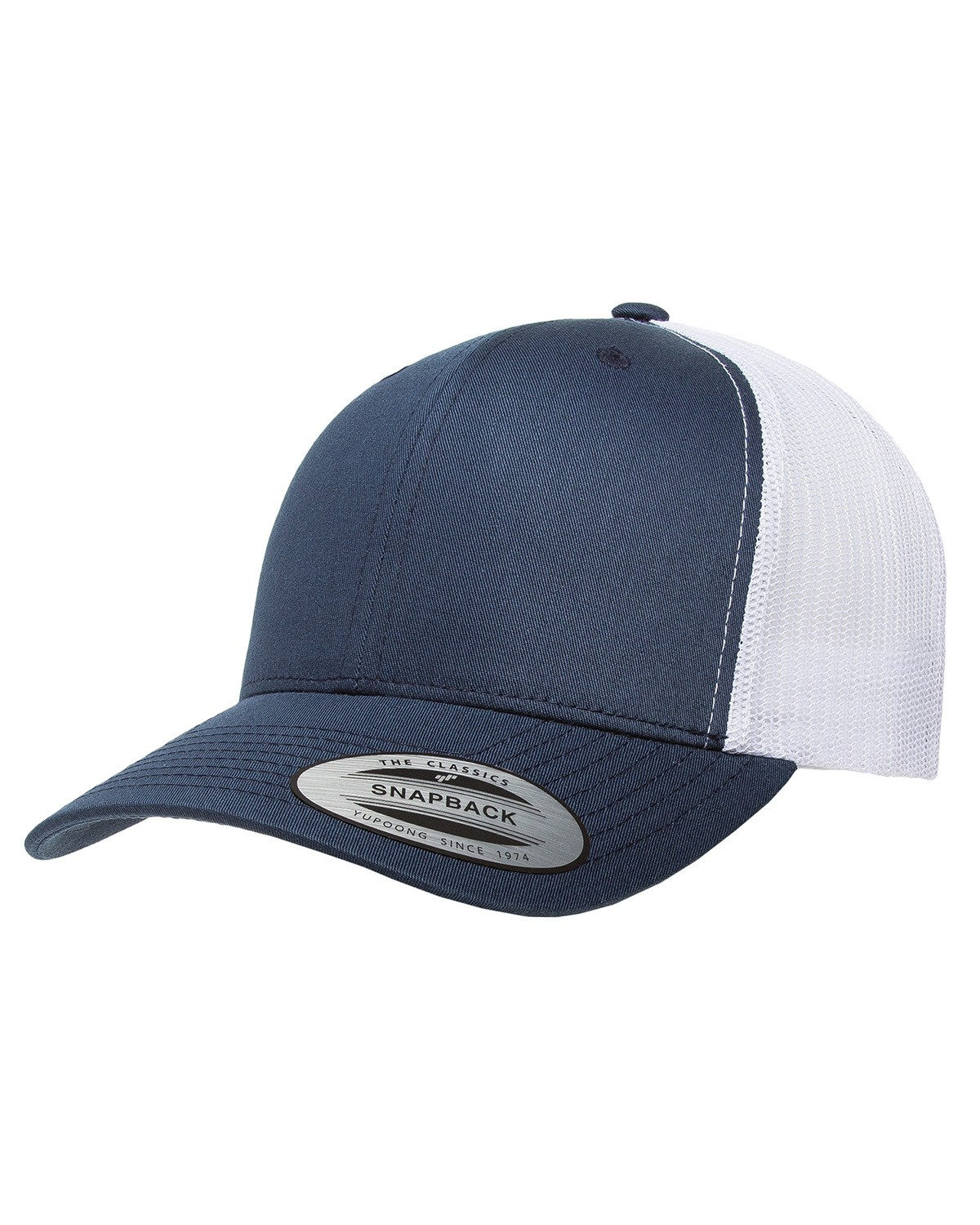 6606 Yupoong NAVY/WHITE