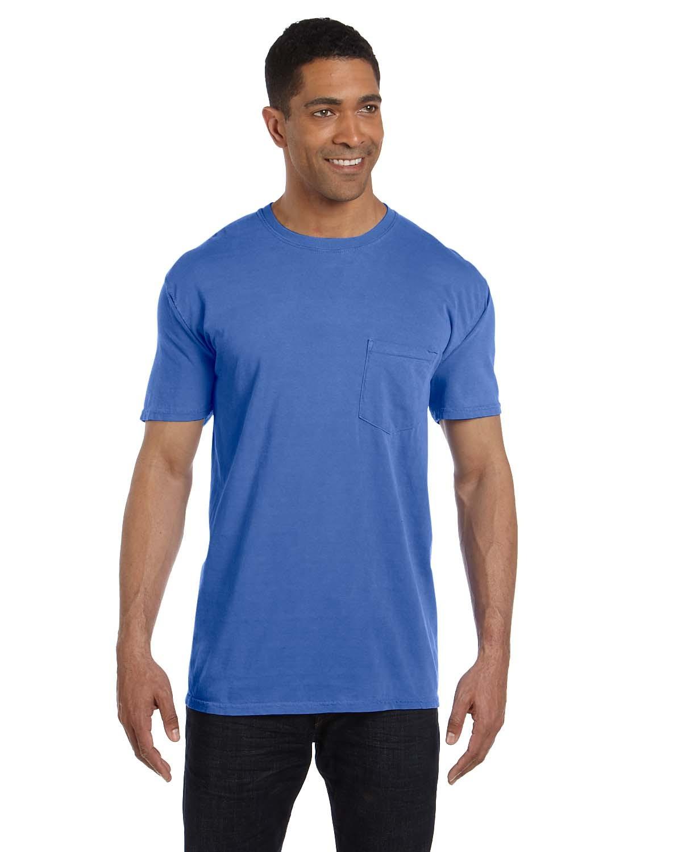 6030CC Comfort Colors NEON BLUE