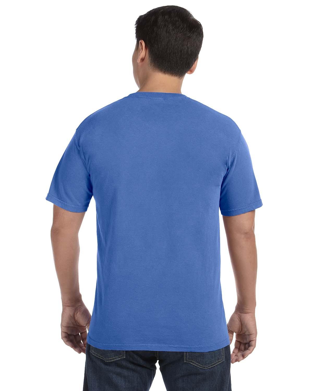 C1717 Comfort Colors NEON BLUE