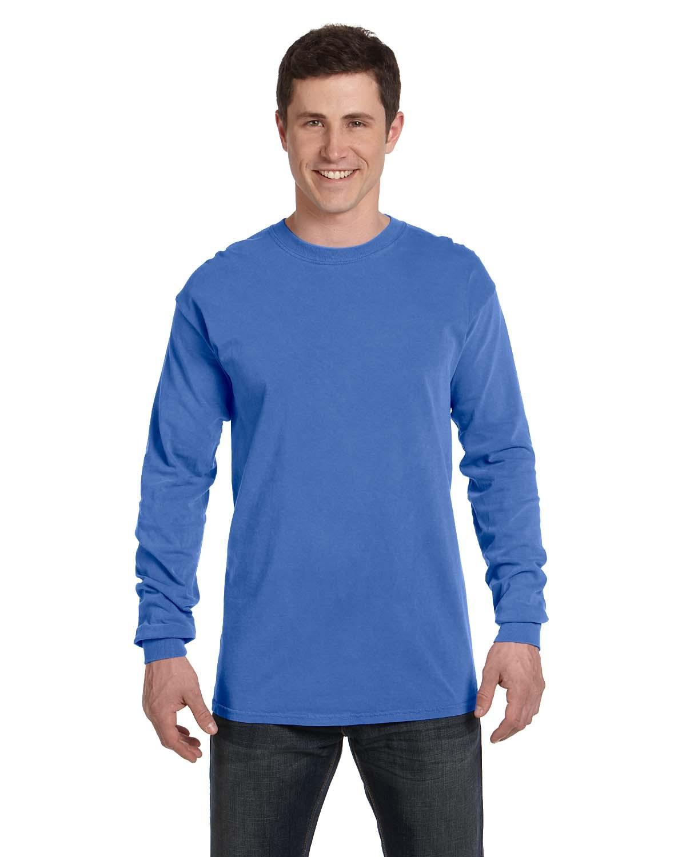 C6014 Comfort Colors NEON BLUE
