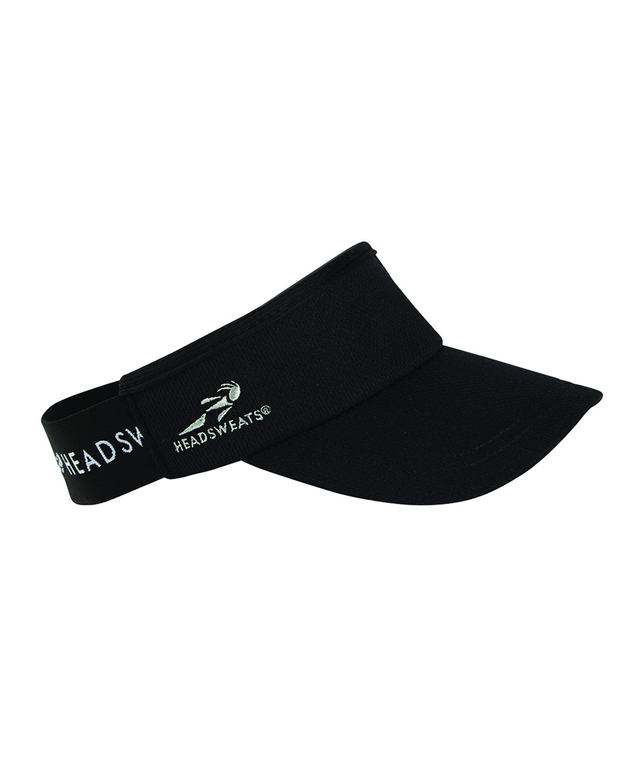 HDSW02 Headsweats BLACK