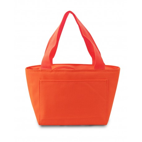 8808 Liberty Bags 8808 Simple and Cool Cooler NEON ORANGE