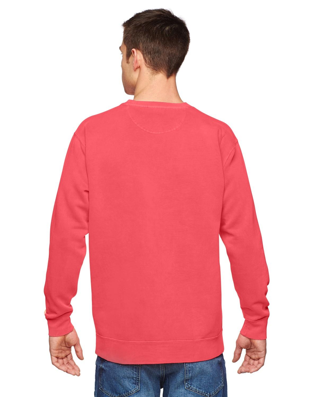 1566 Comfort Colors NEON RED ORANGE