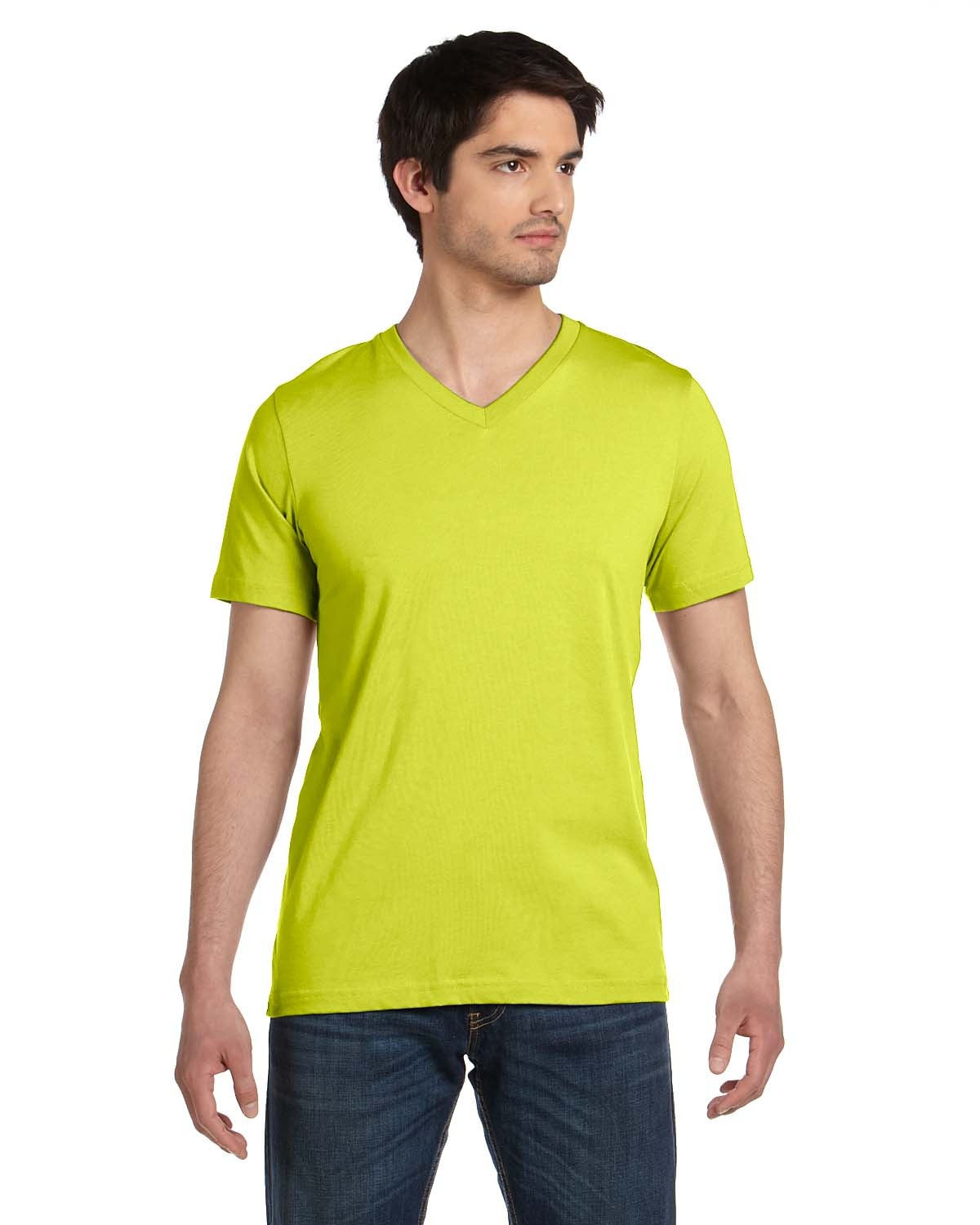 3005 Bella + Canvas NEON YELLOW
