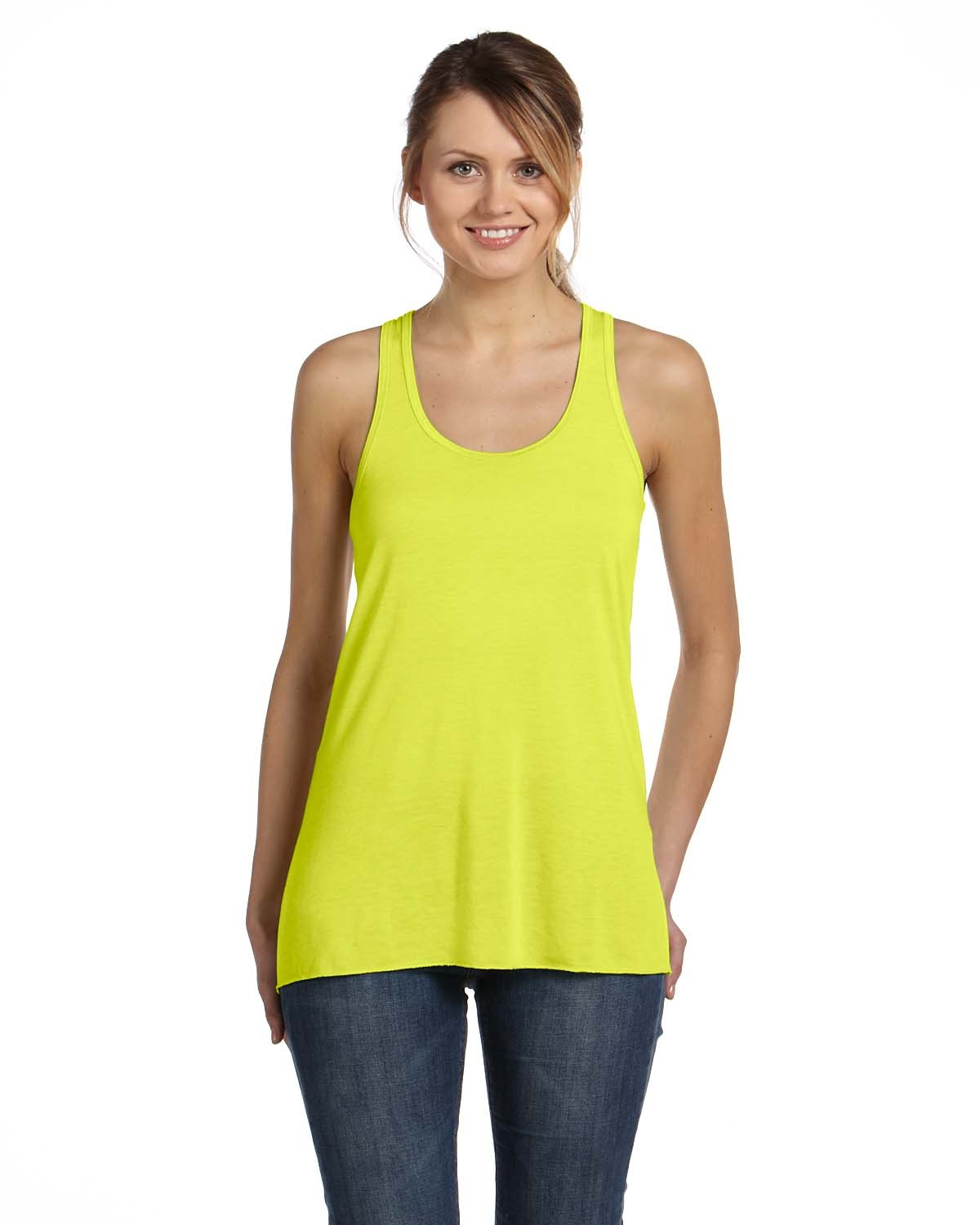 B8800 Bella + Canvas NEON YELLOW