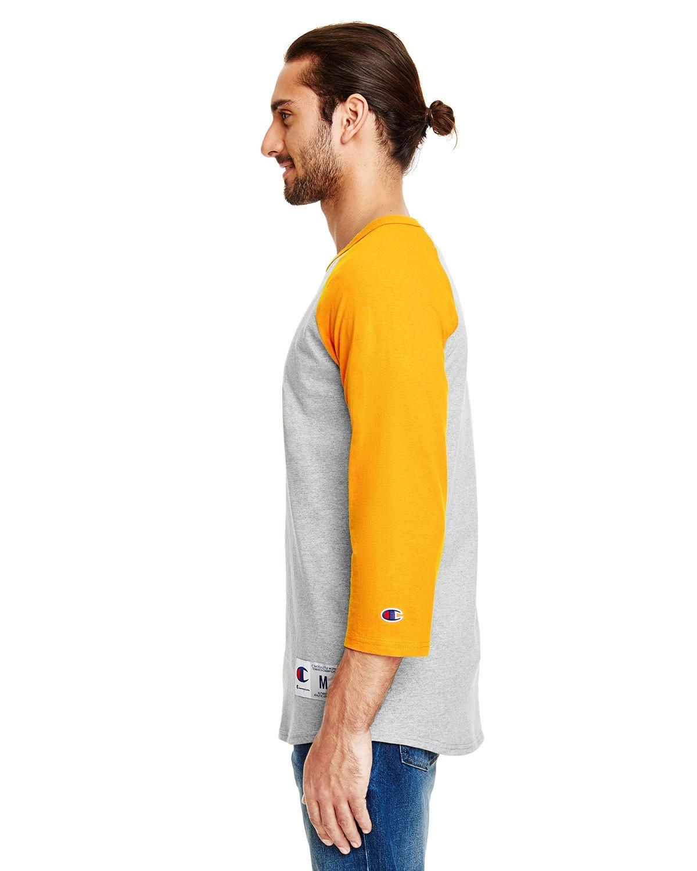 21eeebf9 Champion Tagless Raglan Baseball T Shirt - DREAMWORKS