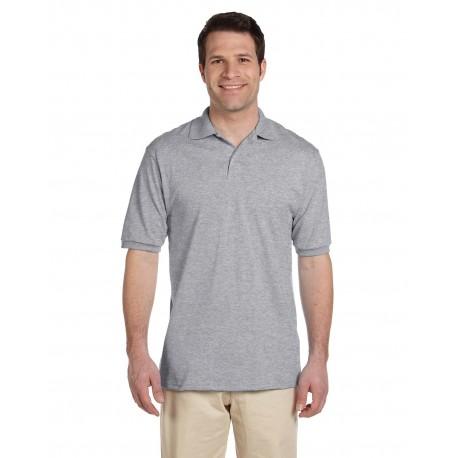 437 Jerzees 437 Adult 5.6 oz. SpotShield Jersey Polo OXFORD