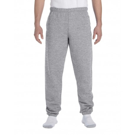4850P Jerzees 4850P Adult 9.5 oz. Super Sweats NuBlend Fleece Pocketed Sweatpants OXFORD