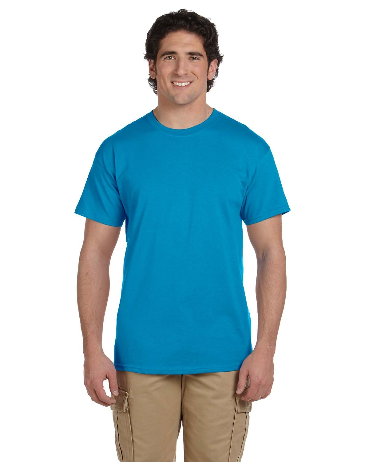 3931 Fruit of the Loom PACIFIC BLUE