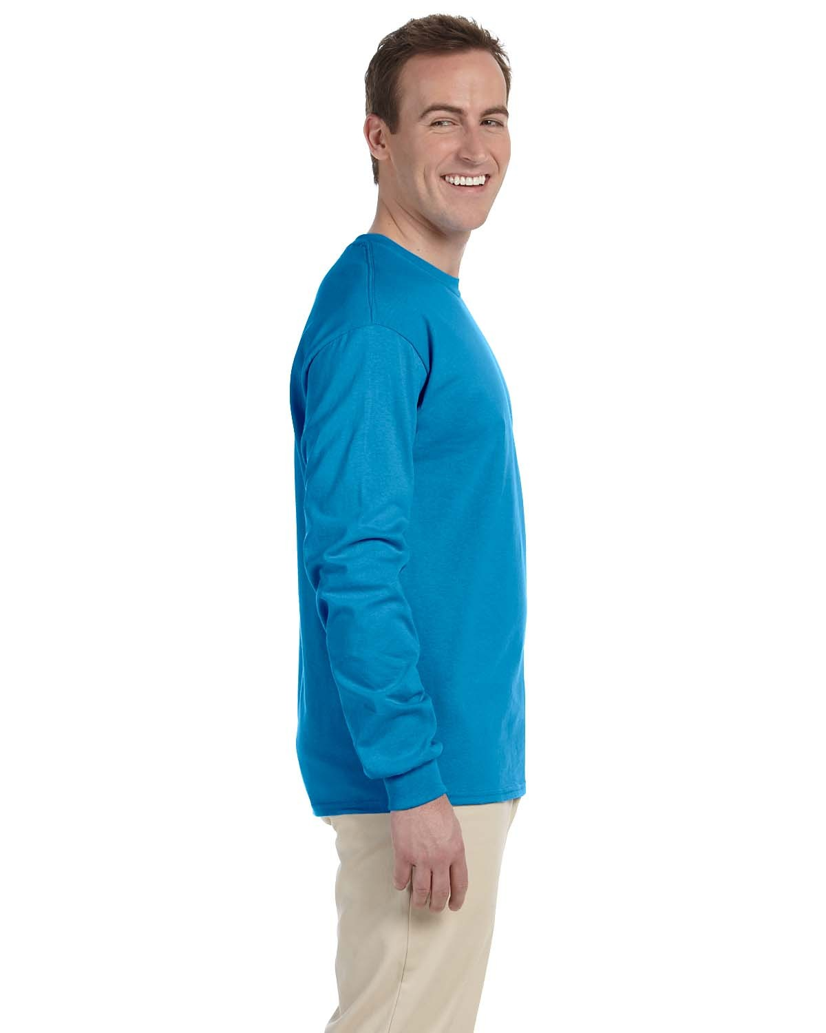 4930 Fruit of the Loom PACIFIC BLUE