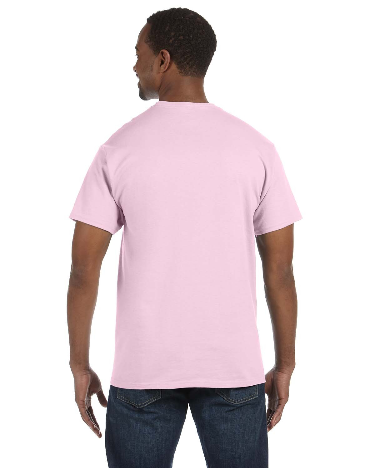 5250T Hanes PALE PINK